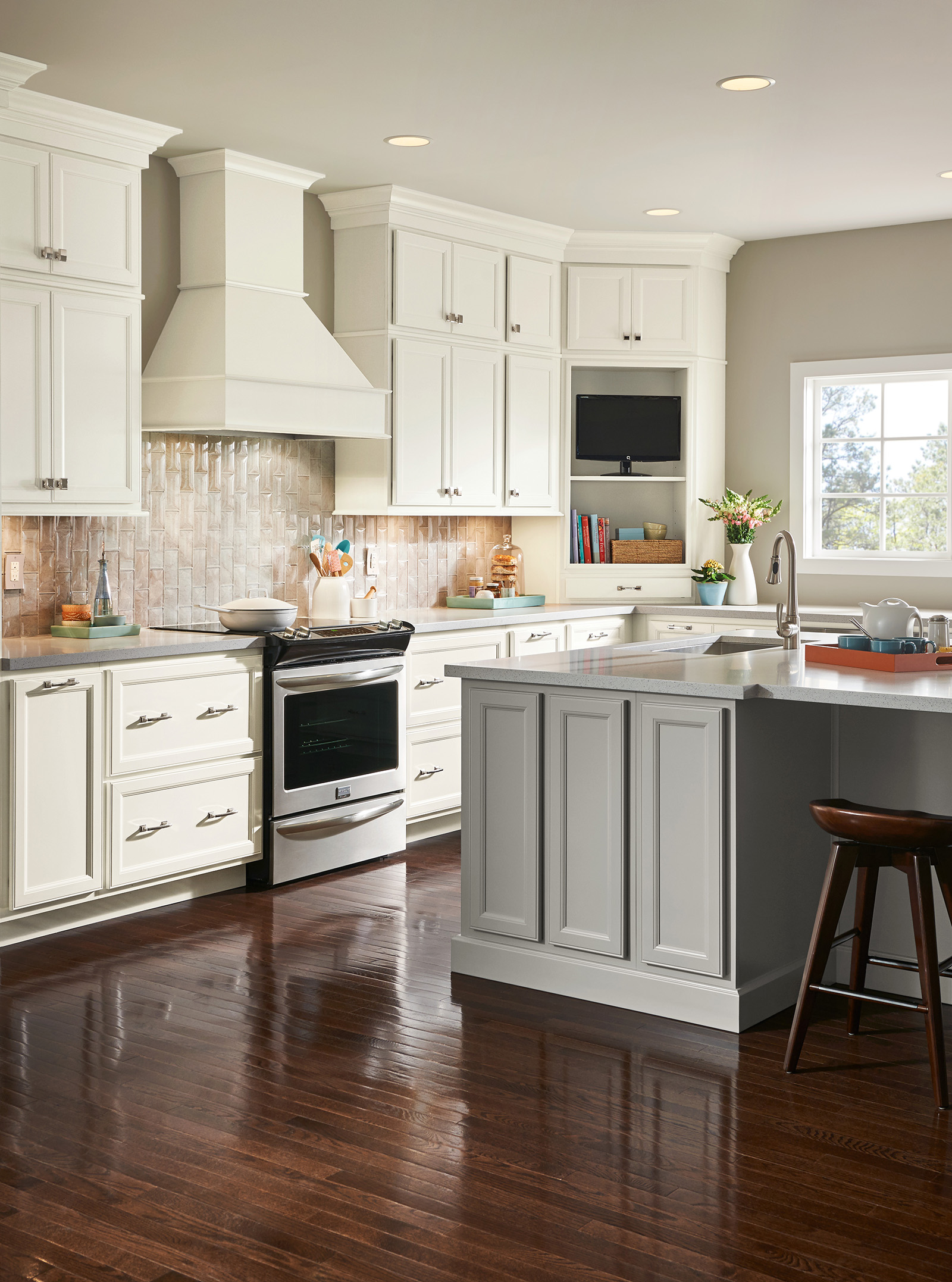 Cardiff Collection Shenandoah Cabinetry