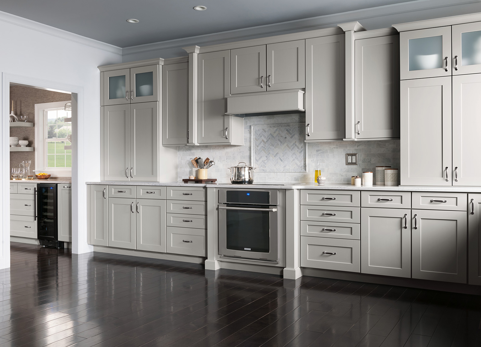 American Woodmark Kitchen Cabinets Reviews : Brands - The ...
