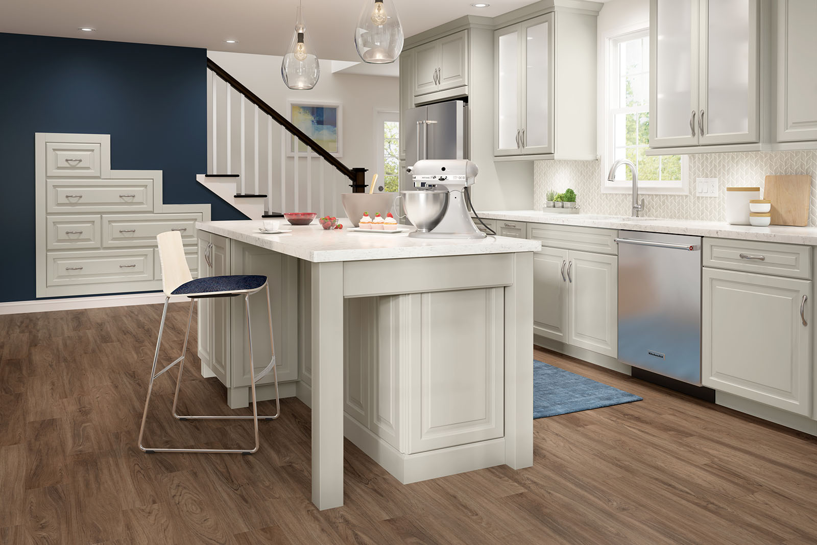Edgeworth Collection Shenandoah Cabinetry
