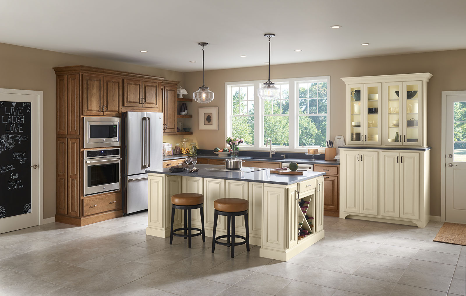 Grove Collection Shenandoah Cabinetry