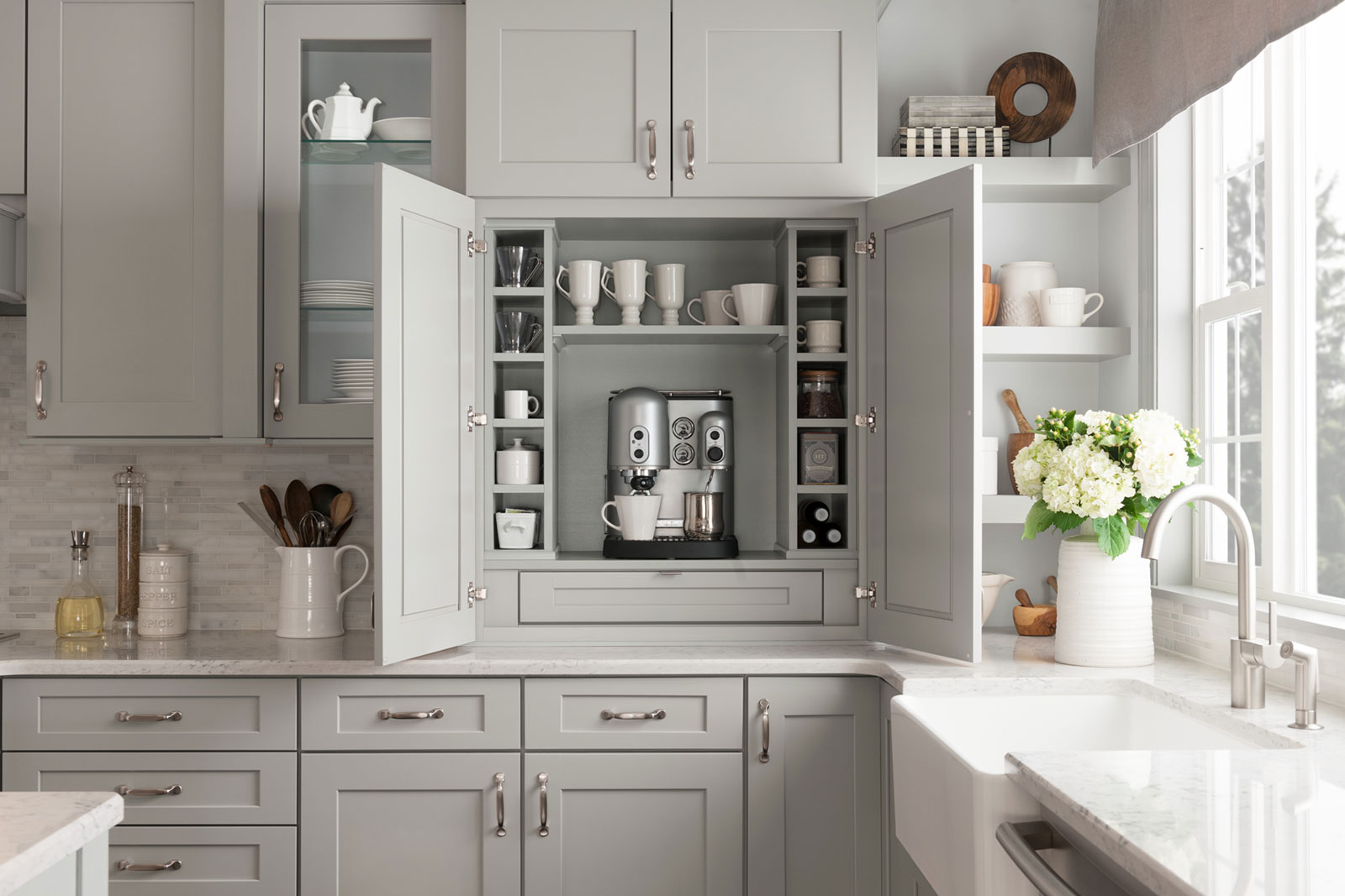 Mission Collection Shenandoah Cabinetry